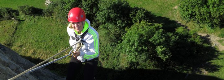 Abseiling Bristol