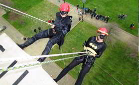 Charity Abseils
