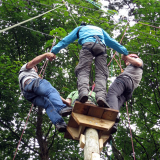 High Ropes Course Bristol - High All Aboard