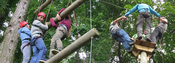 High Ropes Course Bristol