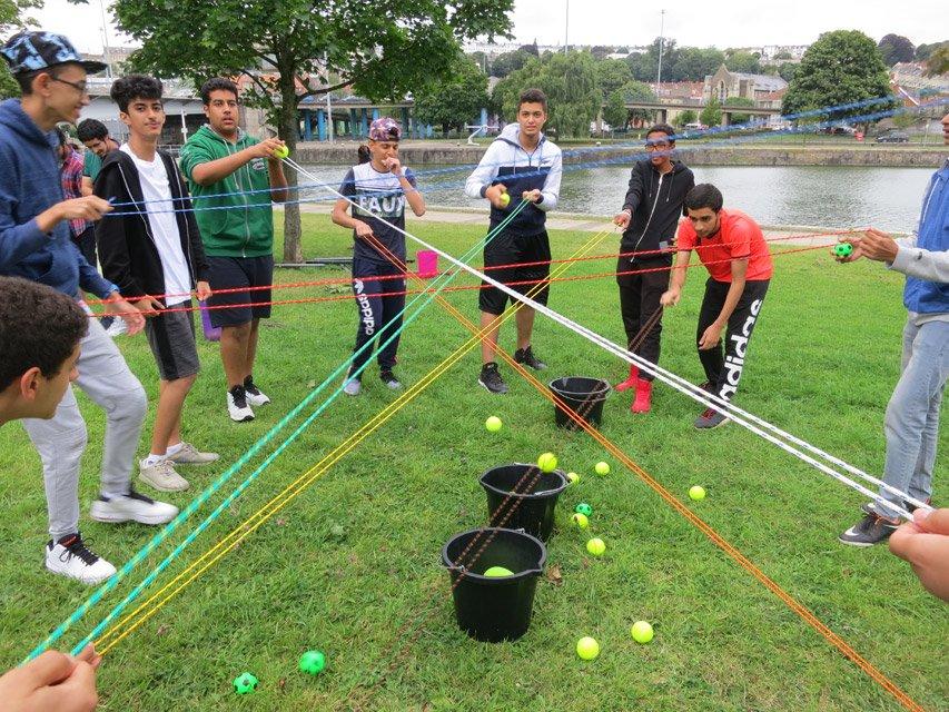 3 Fun Team Building Drills - Soccer Drills App