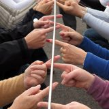 Team Building Games - Helium Stick