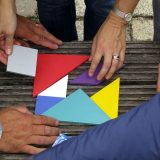 Team Building Games - Tangram
